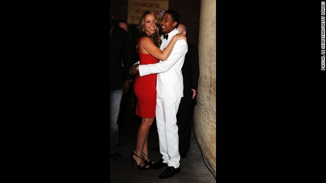 "In April 2014, Cannon slammed rumors of his wife allegedly stepping out with rapper Nas and denied there was trouble at home. ""It's amazing, man,""<a href='http://www.eonline.com/news/527821/nick-cannon-slams-mariah-carey-cheating-rumors-says-marriage-is-amazing' target='_blank'> Cannon said of their marriage.</a> ""We about to be six years on the 30th."""