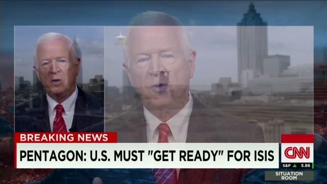 Sen. Chambliss: ISIS coming to U.S. Soil