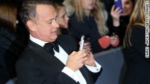 Apparently This Matters: Tom Hanks typewriter