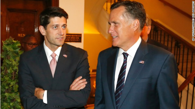 Romney: Clinton won't be able to distance herself from Obama