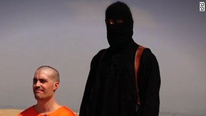 The search for James Foley's killer