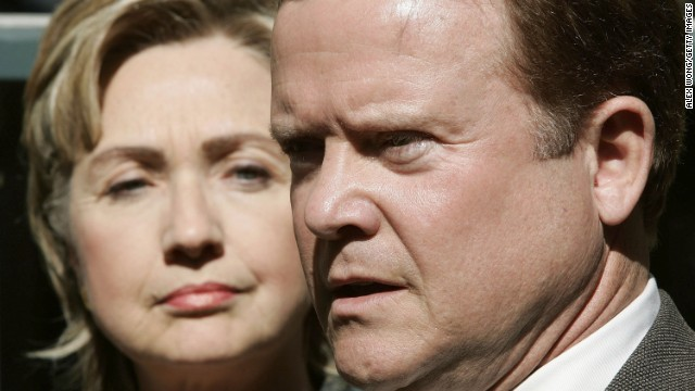 Democrat Jim Webb: One show not enough to fully criticize Clinton's record