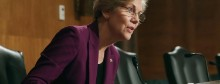 Liberal 2016 poll: Elizabeth Warren beating Clinton by double digits