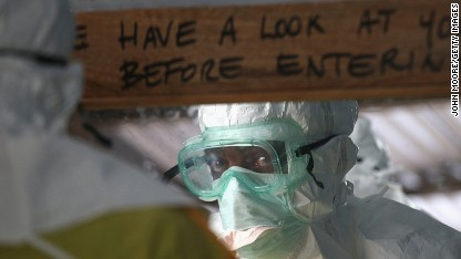 Borders closing over Ebola fears