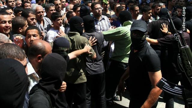 La división entre Hamas y la Autoridad Palestina crece entre acusaciones