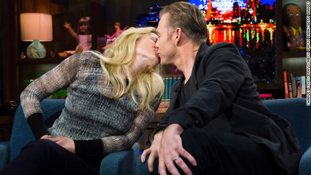 "It's easy to see why everyone wanted Handler to get an even bigger platform, though -- we really just want more moments like these, when she kissed ""Silver Spoons"" star Ricky Schroder on Bravo's ""Watch What Happens Live"" in 2013."