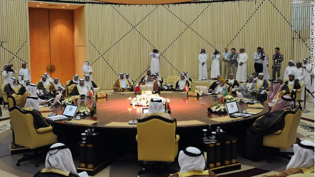 Foreign Ministers of the Gulf Cooperation Council (GCC) member states meet in Riyadh, Saudi Arabia.