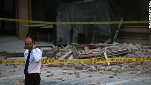 Al menos 87 heridos en el peor sismo de San Francisco en 25 años