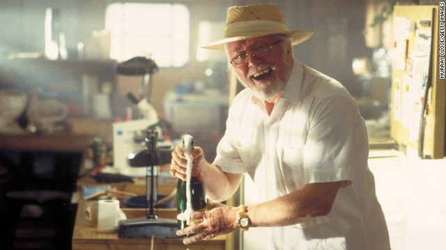 Acclaimed actor-director <a href='http://www.cnn.com/2014/08/24/showbiz/richard-attenborough-dead/index.html' target='_blank'>Richard Attenborough</a> died on Sunday, August 24, the British Broadcasting Corporation reported Sunday, citing his son. Attenborough was 90.
