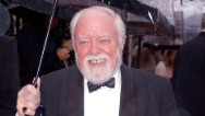 Acclaimed actor-director Richard Attenborough has died, the British Broadcasting Corporation reported Sunday, citing his son. Attenborough was 90.