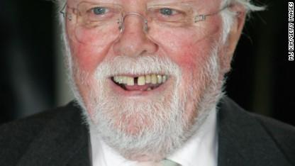 Actor-director Richard Attenborough dies