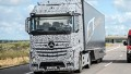 Daimler's driverless lorries will be a solution for increased goods traffic