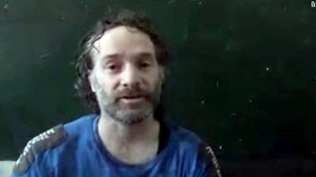 American journalist Peter Theo Curtis is believed to have been captured in October 2012 and held by the al-Nusra Front, a Syrian rebel group with ties to al Qaeda. The United Nations said Curtis was handed over to U.N. peacekeepers on Sunday, August 24, in the Golan Heights, which is under Israeli government control.