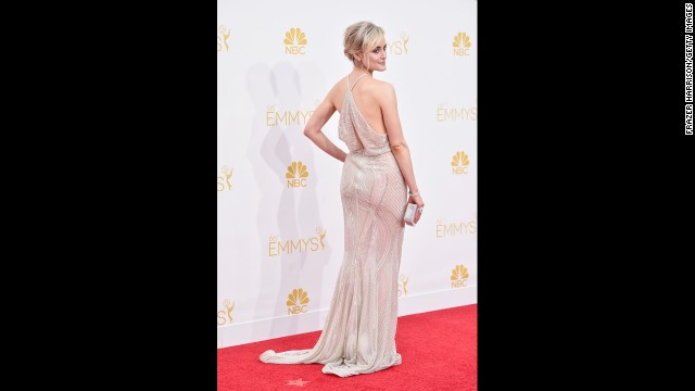 "Taylor Schilling (""Orange is the New Black"")"