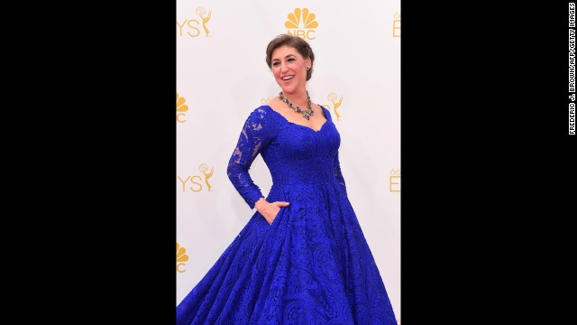 "Mayim Bialik (""The Big Bang Theory"")"