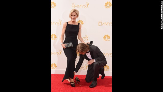 "Felicity Huffman and William H. Macy (Macy, ""Shameless"")"