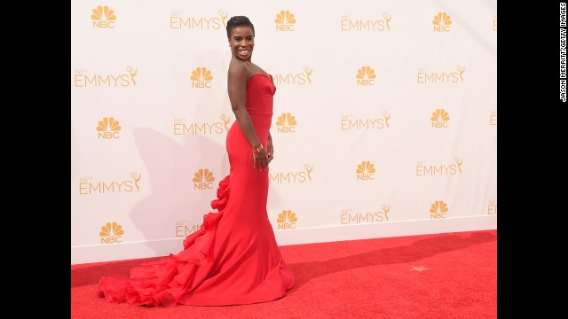"Uzo Aduba (""Orange Is the New Black"")"