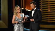 A new night proved not to be a major hindrance to the Emmys.