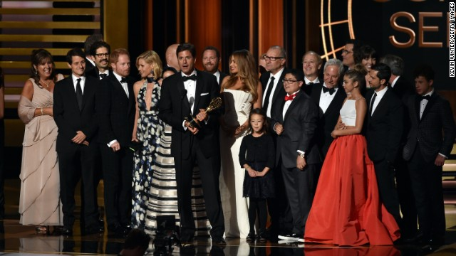 "Outstanding Comedy Series: ""Modern Family"""