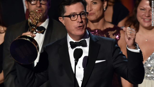 """Outstanding Variety Series: """"The Colbert Report"""""""