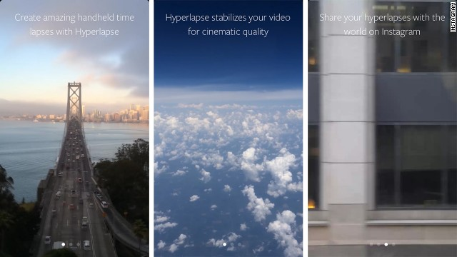 Instagram gets time-lapse videos moving with Hyperlapse app