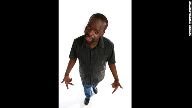 Daliso Chaponda has roots in Malawi, but he developed his reputation as a comedian while living in Canada in the early 2000s, taking shots at Westerners and Africans alike. His comedy, which touches on everything from corruption and colonialism to his past relationships, can be as controversial as it is comical. (He was once threatened with arrest after joking about Malawi's government.)