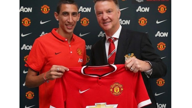 New manager, Louis van Gaal, brought in Angel Di Maria for a British record fee of $98.7 million from Real Madrid as well as Dutch midfielder Daley Blind to bolster his squad.