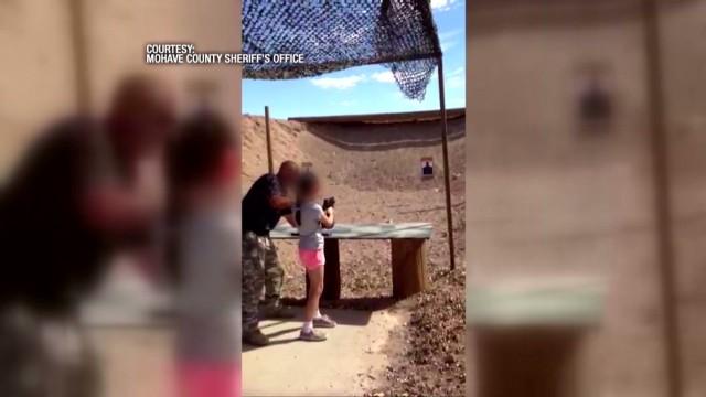 Asociación de Rifle de EE.UU. dice que los niños pueden divertirse disparando