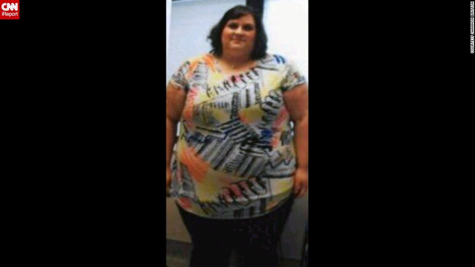 Yo perdí casi 122 kilos