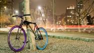 Tres chilenos crean la primera bici no robable