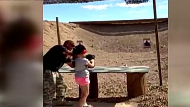 """""""Fue un accidente"""", dice la familia del instructor al que disparó una niña"""