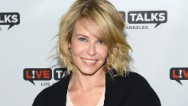 """Chelsea Lately"" host Chelsea Handler made a clean break from E! with her final show on Tuesday."