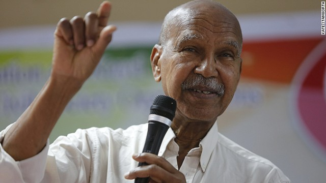 Somali novelist Nuruddin Farah was one of the speakers at this year's event. He is one of several Somali authors hoping to inspire a new generation of writers.