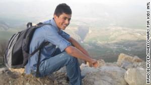 Azwan Elias fears returning to Iraq after ISIS began killing Yazidis.