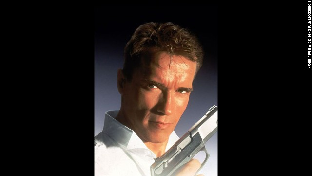 """Arnold Schwarzenegger teamed up with director James Cameron again after the success of the """"Terminator"""" franchise for the action-comedy """"True Lies."""" It was the year's top-earning R-rated movie, edging out another action film debut that summer: """"Speed,"""" starring Sandra Bullock and Keanu Reeves."""