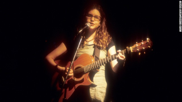"""Lisa Loeb's single """"Stay (I Missed You)"""" stayed on the top of the Hot 100 Billboard chart for three weeks starting August 6. Its success came shortly after it appeared in """"Reality Bites."""""""