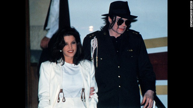 On May 26, the King of Rock 'n' Roll's daughter, Lisa Marie Presley, married the King of Pop, Michael Jackson, in a surprise ceremony.