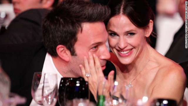 Ben Affleck and Jennifer Garner declined to officially announce their engagement in April 2005, and they were just as elusive with their secret island wedding that June.