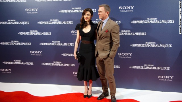 "The courtship of ""Skyfall"" star Daniel Craig and actress Rachel Weisz is a little hazy. As far as the public knows, the former ""Dream House"" co-stars became romantically involved following Weisz's breakup with director Darren Aronofsky in November 2010. But before anyone could get a good sense of the newest Bond's new dating life, <a href='http://www.cnn.com/2011/SHOWBIZ/Movies/06/26/craig.weisz.wed/index.html?iref=allsearch' target='_blank'>the couple quietly married in upstate New York in June 2011.</a>"