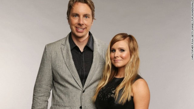 "Like Brangelina, Dax Shepard and Kristen Bell declined to get married until their gay friends could legally wed, too. But once that was accomplished, Shepard and Bell didn't make a big deal out of their ceremony. In October 2013, they went over to the Beverly Hills County Clerk's Office and had a ""no-frills"" ceremony that Shepard later said set them back just $142."