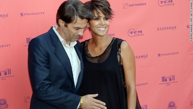 The world knew that Halle Berry was planning to marry French actor Olivier Martinez <a href='http://marquee.blogs.cnn.com/2012/03/12/halle-berry-olivier-martinez-officially-engaged/?iref=allsearch' target='_blank'>as of March 2012</a> -- when Martinez himself let the news slip -- but <a href='http://marquee.blogs.cnn.com/2012/04/17/halle-berry-on-engagement-never-say-never/?iref=allsearch' target='_blank'>Berry didn't talk about it until weeks later</a>. The couple's moves toward the altar were closely tracked, which meant that even though they didn't talk about it, we still knew they were <a href='http://www.cnn.com/2013/07/14/showbiz/halle-berry-marriage/index.html?iref=allsearch' target='_blank'>tying the knot in a private affair in France in July 2013.</a>