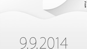 Apple\'s invitation to a Sept. 9 iPhone event teases more -- possibly a long-awaited smartwatch.
