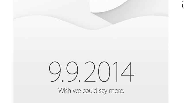 Es oficial: Apple hará un anuncio el 9 de septiembre