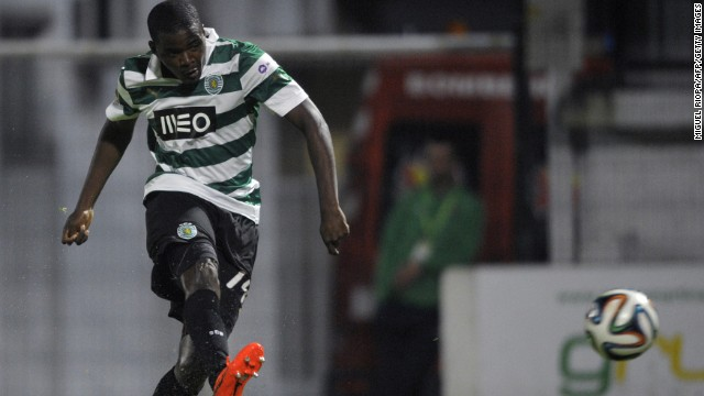 William Carvalho is one of Sporting Lisbon's most highly-rated players. The Portuguese side last reached the group stage during the 2008-2009 season.