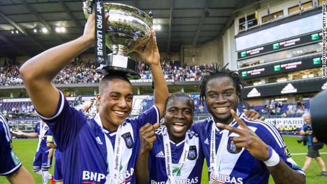 Belgian side Anderlecht will hope to improve on last season's showing where it drew one and lost five of its six group games.