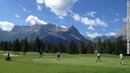 5 must-play golf courses in Canada