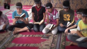 How ISIS indoctrinates kids