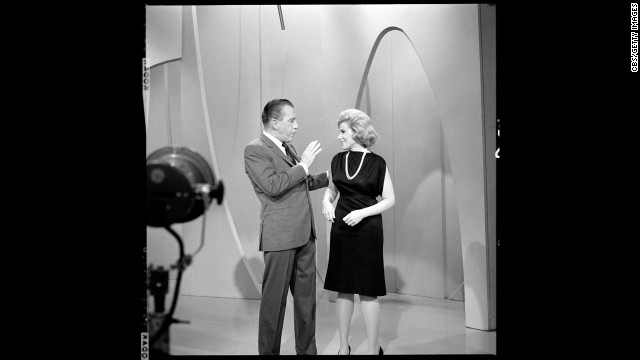 Rivers followed her Carson breakthrough with appearances on talk and variety shows. Ed Sullivan had her as a