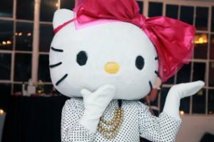 Hello Kitty no es un gato