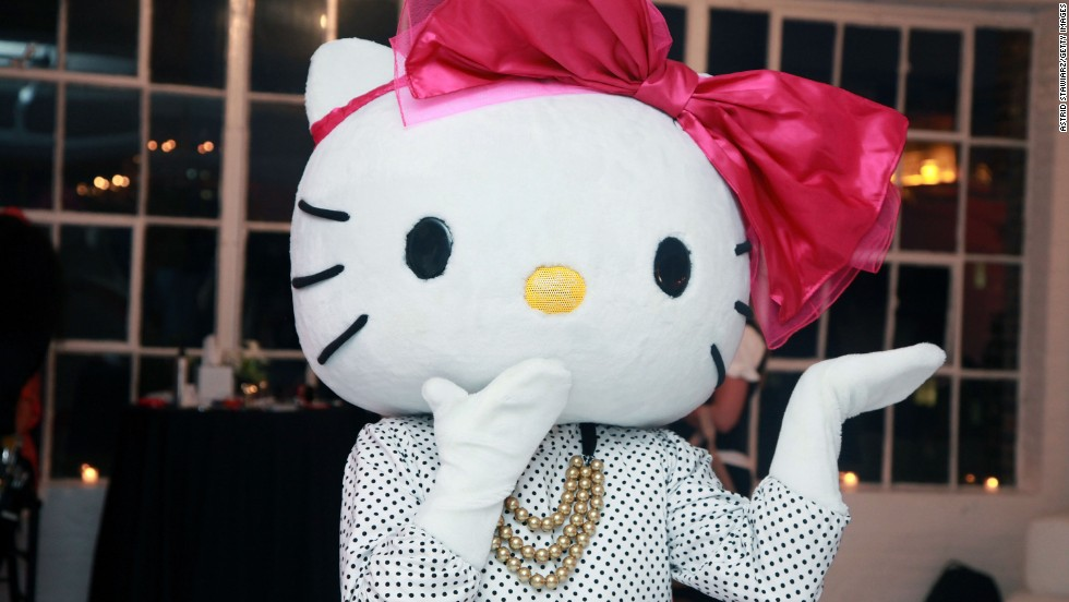 Hello Kitty no es un gato